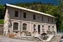 Das Rathaus von Château-Queyras