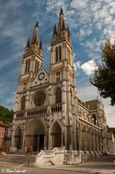 Die Kirche Saint-Bruno in Voiron